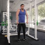 Smith Machine Shrug End Fit Drills Exercise