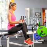 Seated Calf Raise Machine End Position Fit Drills Exercise