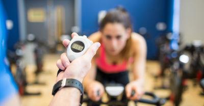 Tabata High-Intensity Intermittent Training