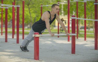 Streetfitness With Style From Nikolaev