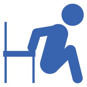 Chair Tricep Dip