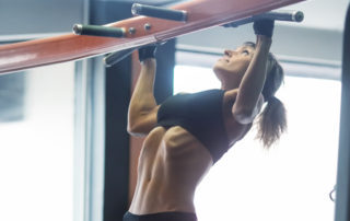 First Pull-Up for Beginners Fit Drills Training Plan