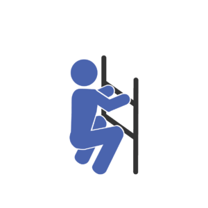 Supported Air Squat Fit Drills Exercise