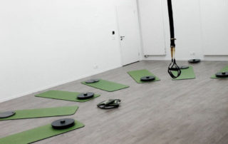 DBA Workout Room Daniel Frey