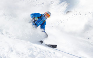 Skiing Powder Fit Drills Title