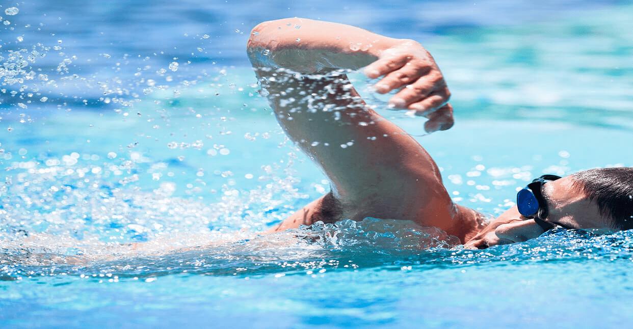 Swim 1500 m Fit Drills Plan Title